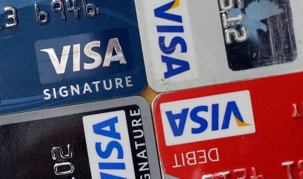 Visa Europe: crece el número de tarjetas de débito, pero baja las de crédito