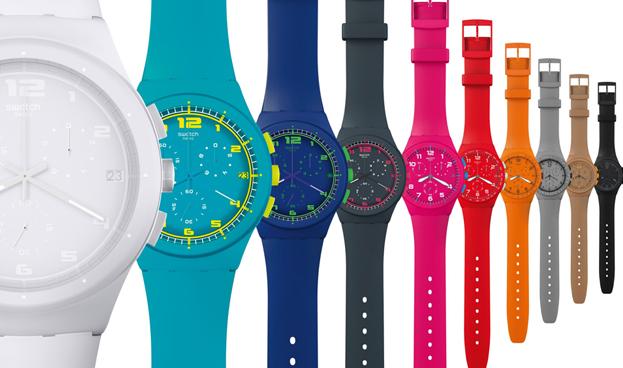 Swatch planea lanzar un smartwatch para competir con Apple