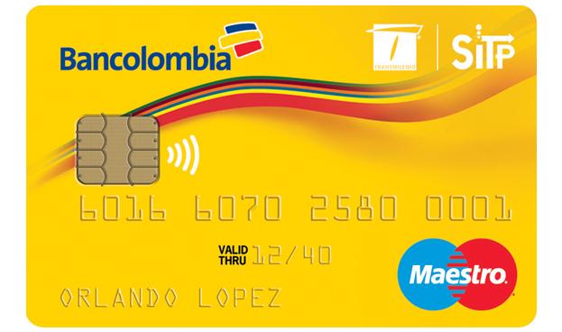 Mastercard, Bancolombia y Recaudo Bogotá lanzan tarjeta para el Sitp