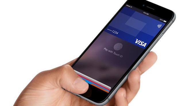 Visa comienza actualización en Europa para aceptar pagos con Apple Pay