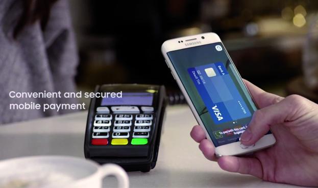 Visa y Samsung presentan Pagos Móviles para el nuevo Samsung Galaxy S6
