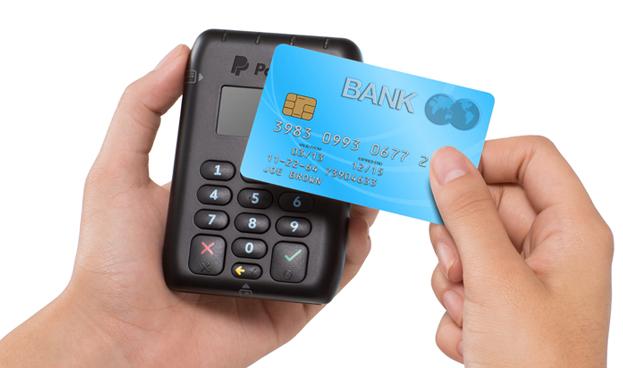 PayPal entra en el mundo de los pagos móviles con PayPal Here NFC