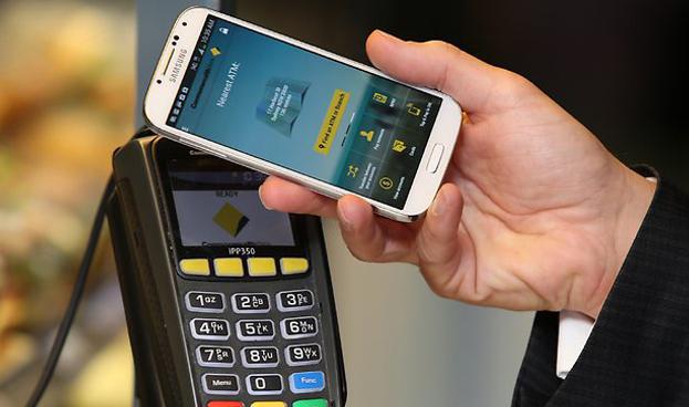 Deloitte prevé un discreto avance del pago móvil sin contacto en 2015