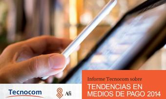 Nuevo informe sobre medios de pago en 2014