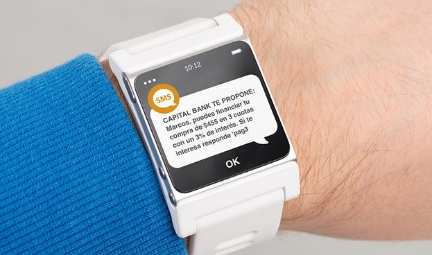 Los wearables abren una nueva era en el mundo de las notificaciones