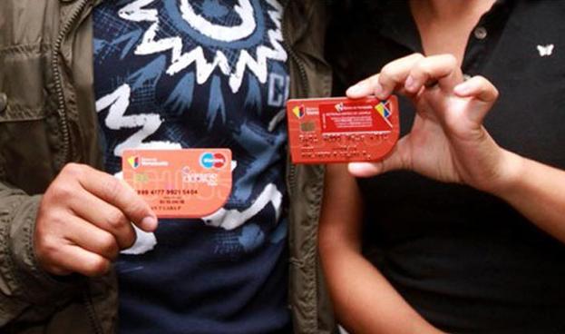 BCV deberá emitir 33.000 tarjetas de crédito diarias