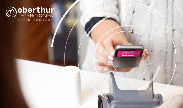 Oberthur Technologies permite hacer pagos NFC desde cualquier celular