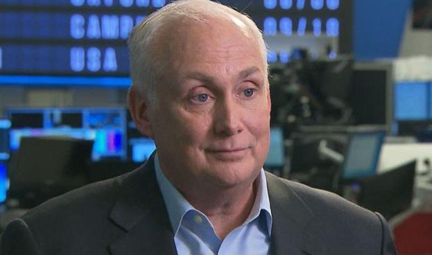 Ed Gilligan, presidente de American Express, muere a los 55 años