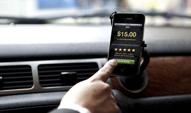 Uber anuncia pagos con PayPal en México