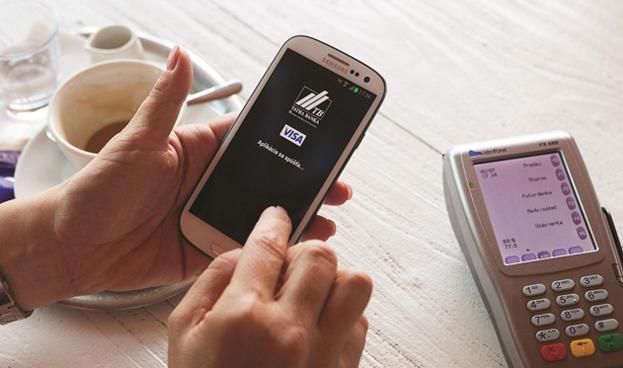 Los nuevos medios de pago se abren paso en un mercado marcado por efectivo y tarjetas