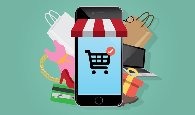 El m-commerce supondrá el 45% de todo el comercio electrónico para el año 2019