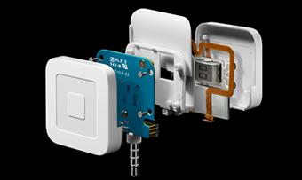 Convierten el lector Square en un skimmer para clonar tarjetas de crédito