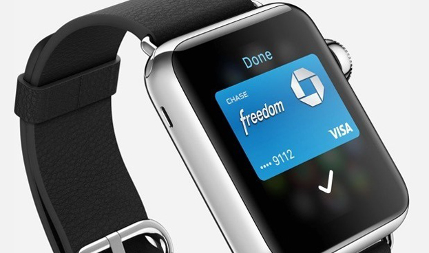 Apple Pay es muy popular entre los dueños de un Apple Watch
