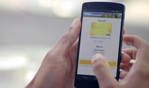 Visa dice que sus usuarios están más dispuestos a finalizar sus compras online