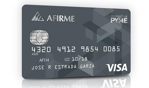 En México Afirme y Visa presentan tarjeta de débito de negocios