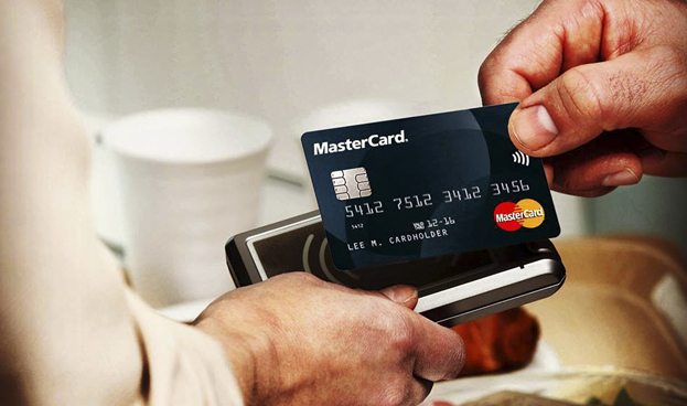 Los pagos contactless con tarjetas MasterCard crecen 38% en España