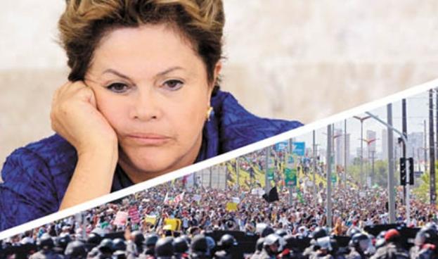 Brasil: la economía se contraerá en 2015 aún más de lo estimado
