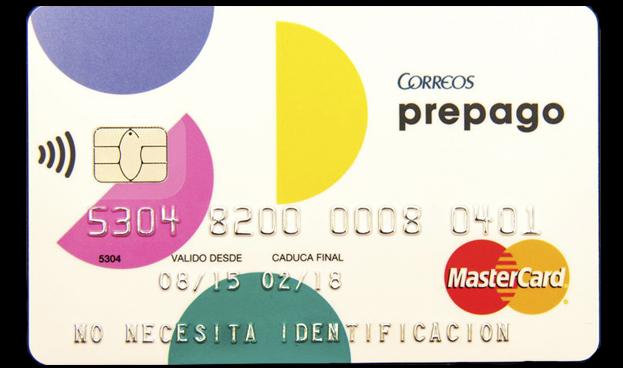 España: Correos lanza la primera tarjeta sin vinculación bancaria