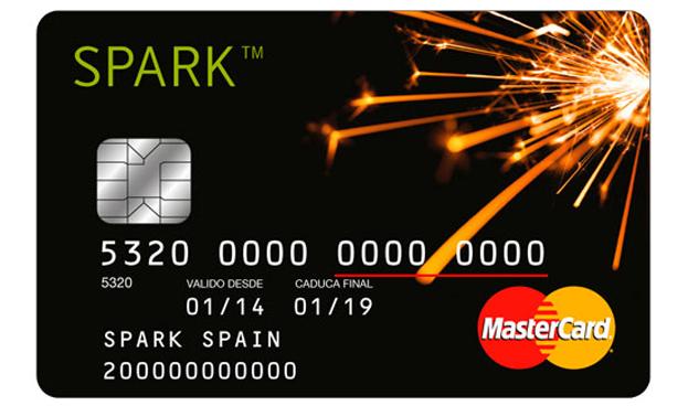 Mastercard lanza en España una tarjeta prepaga no asociada a una cuenta bancaria