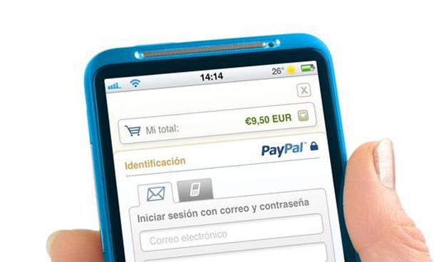 Crecen compras electrónicas en México vía celular: PayPal