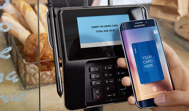 El servicio de pagos móviles Samsung Pay ya está disponible en Estados Unidos