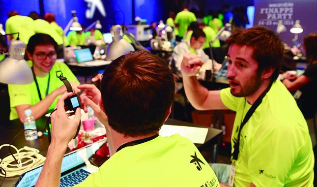 CaixaBank convoca su quinto maratón de desarrollo de apps