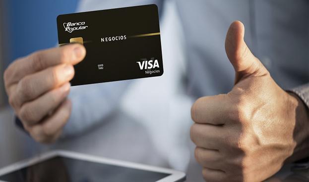 En Costa Rica, Banco Popular y Visa lanzan tarjeta para pymes