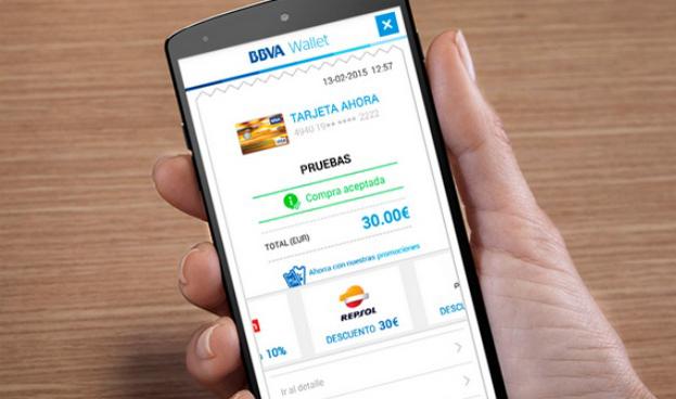 BBVA prevé que su aplicación Wallet, registre 5 millones de descargas en 2016