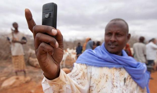 Los pagos móviles cobran vuelo en África
