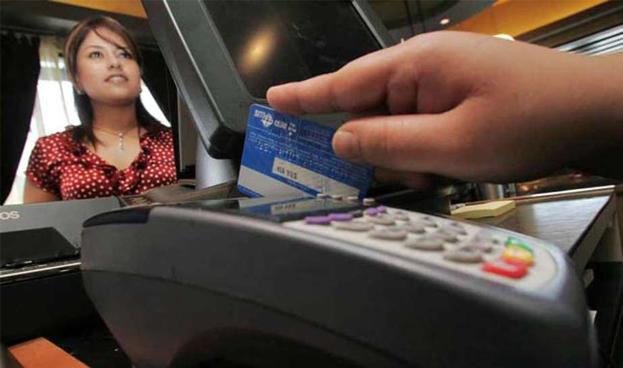 Gastos con tarjetas de crédito en Venezuela subieron 121,7% en el 2do trimestre del año