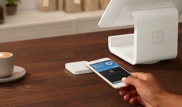 Square lanza un lector NFC para los pequeños negocios