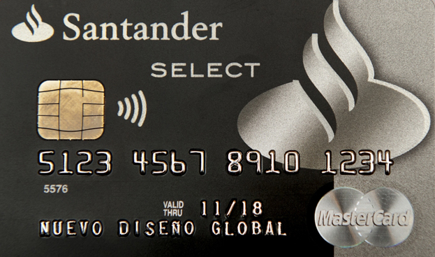 Uruguay: Santander incorporó el chip en sus tarjetas