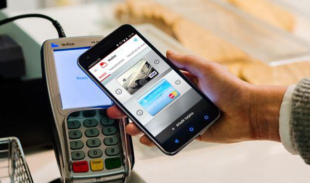 España: Vodafone libera el pago por móvil de los bancos