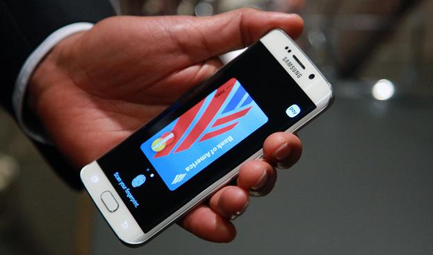 Samsung Pay llegará este año a España y Brasil