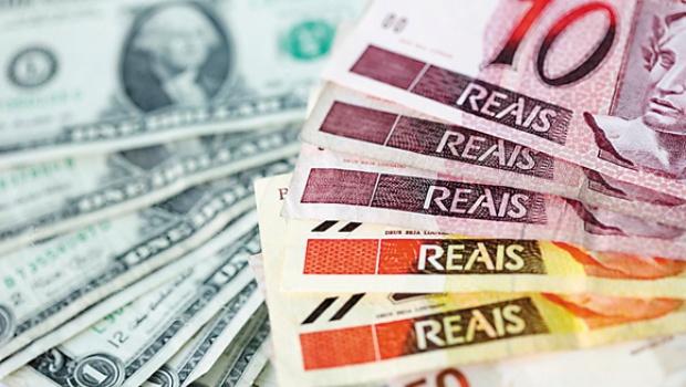El real de aprecia un 0,4%  y alcanza 4,022 por dólar