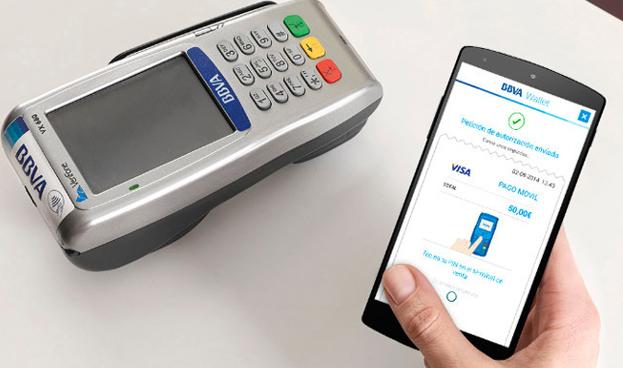 ¿Jubilarán los móviles a las tarjetas de crédito?