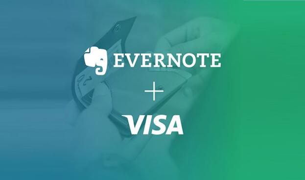 Evernote y Visa firman acuerdo de productividad para Latinoamérica