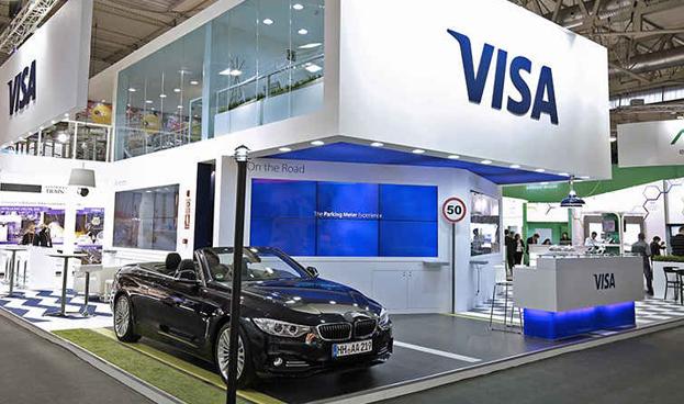 Visa mostrará el futuro de los pagos en el Mobile World Congress