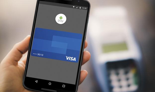 OT hace alianza con Google para implementar Android Pay, comenzando en Australia
