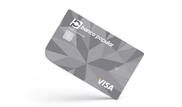 Banco Popular y Visa lanzan la primera tarjeta de crédito para pensionados