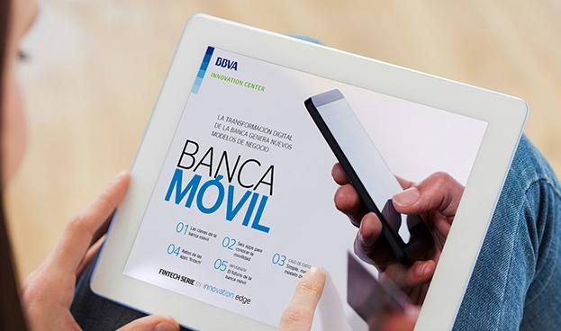 Caixabank y BBVA lideran el mercado de banca móvil en España