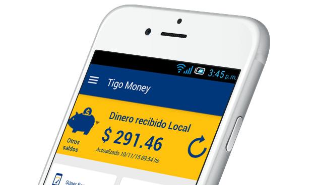 En Bolivia la billetera móvil de Tigo Money se utilizó más de 133.000 veces por día