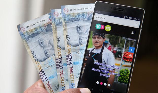 Perú: Se han creado 80.000 billeteras móviles en casi 4 meses