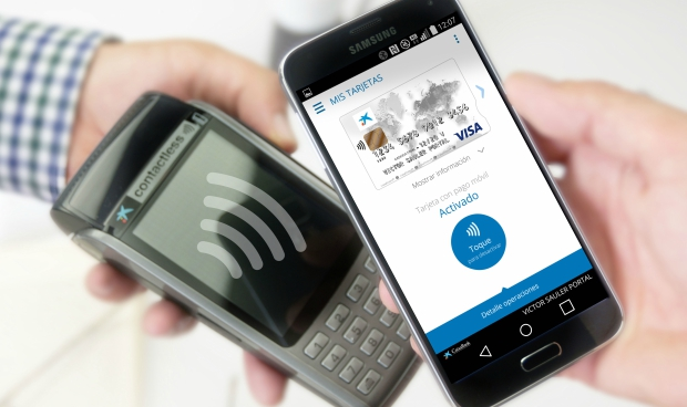 En España CaixaBank y Meliá se alían para impulsar el pago por móvil en los hoteles