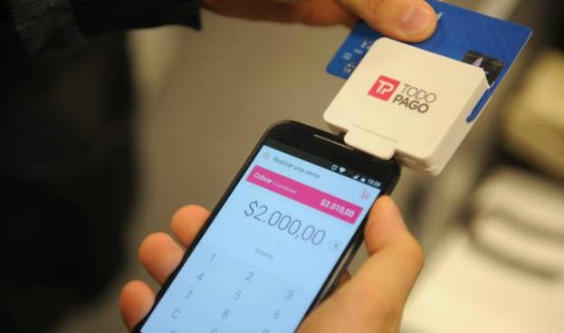 En Argentina el celular ya puede convertirse en POS