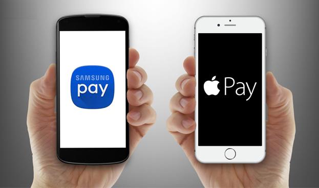 La batalla europea por el pago móvil de Samsung y Apple arranca en España