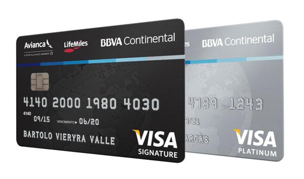 Perú: BBVA Continental deja de cobrar intereses a quienes compran con tarjetas de crédito