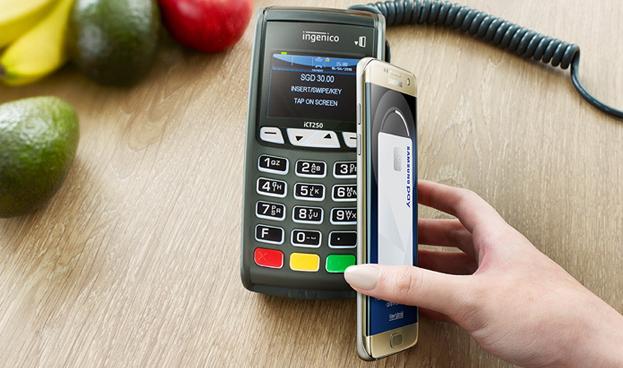 Samsung: El móvil reemplazará a la cartera como medio de pago