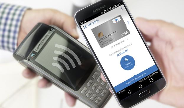 España: la apuesta por el pago móvil aúpa el auge de las tarjetas a ritmos precrisis