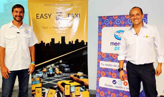 Venezuela: Easy Taxi y Mercado Libre desarrollan un método de pago electrónico